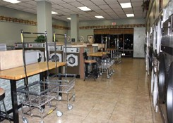 Laundromat, Self-Service Laundry in Bakersfield, CA