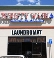 Our Storefront, Neighborhood Laundromat in Bakersfield, CA